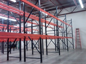 Pallet Racking Removal - Newberg, OR