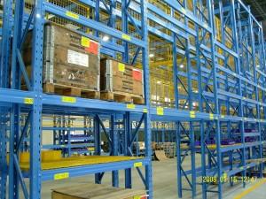 portland pallet racking equipment