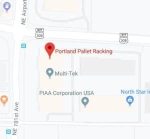 Portland Pallet Racking